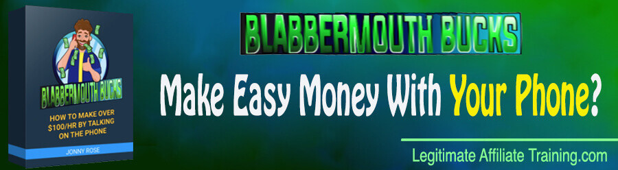 What Is Blabbermouth Bucks?