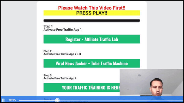 traffic apps and training