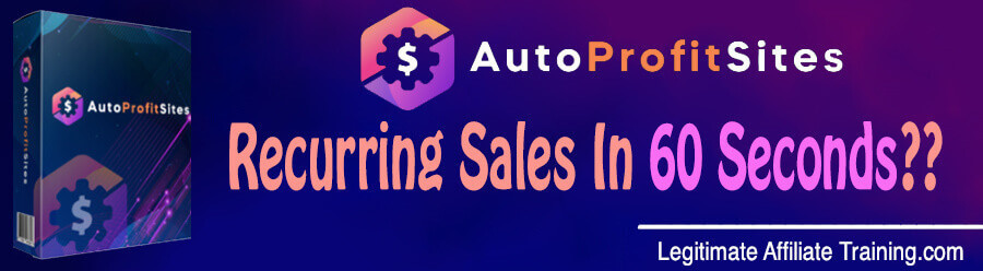 Auto Profit Sites Review